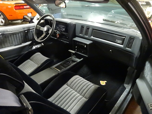 1987 Buick Grand National Midwest Muscle Cars