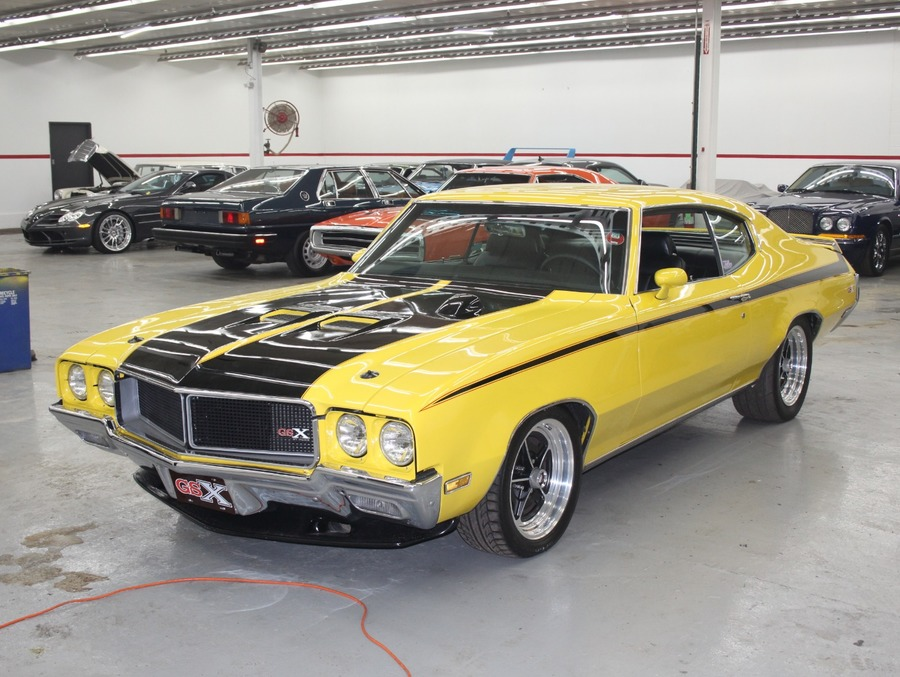 Classic Car Consignment Sales & Storage – Midwest Muscle Cars